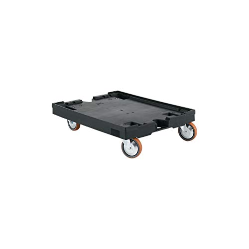 SSI Schäfer Rollpalette Transportwagen Rollwagen, Euro Maß, L 800 x B 600 x H 200 mm, Made in Germany