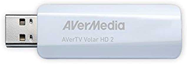 Avermedia 61TD1100A0AB - Sintonizador de TV (DVB-T, H.264, MPEG2, USB, Intel Core2 Duo 2.4 GHz)