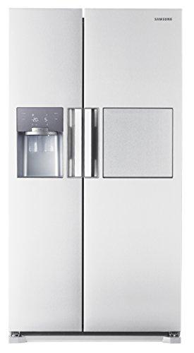 Samsung RS7778FHCWW Side-by-Side (353 kWhJahr, 359 L Kühlteil, 184 L Gefrierteil, Beeindruckendes Design, A++) weiß