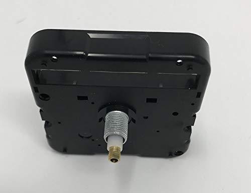 Seiko 28504V Quartz Clock Movement for 1/8 to 1/4 inch Clock face Thickness