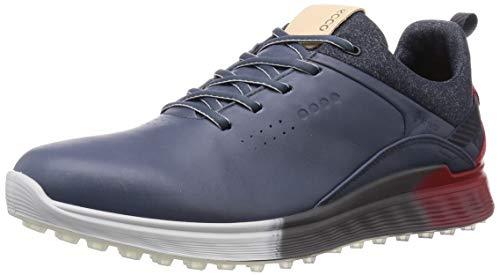 ECCO S- Three, Chaussure de Golf Homme, Ombre, 42 EU