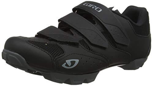 Giro Carbide R Ii Mtb, Herren Radsportschuhe - Mountainbike, Mehrfarbig (Black/Charcoal 000), 42 EU (7.5 UK)