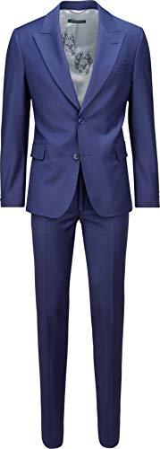 Drykorn Herren Anzug in Dunkelblau 48 / M