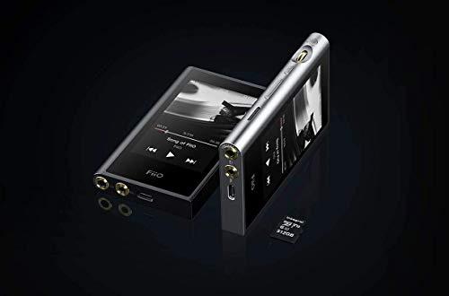 FiiO M9 High Resolution Lossless Audio Player & DAC - Black.