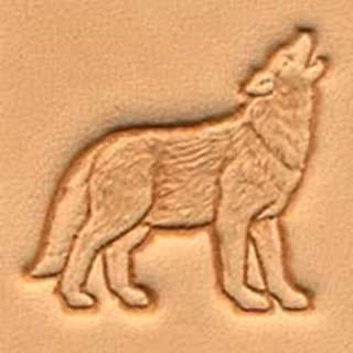 Tandy Leather 3D Wolf Stamp 88475-00