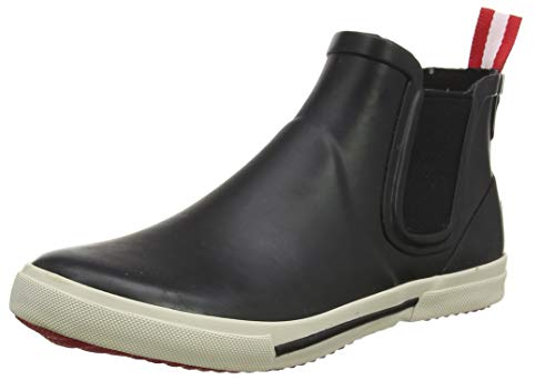 Joules Women's Rain Boot, Black, 10