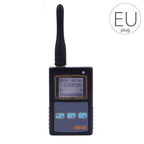 GFCGFGDRG IBQ102 10Hz-2.6GHz Radio de Dos vías de frecuencia medidor de sustitución del Contador de frecuencia Radio de Dos vías para el/Yaesu/Contador de frecuencia