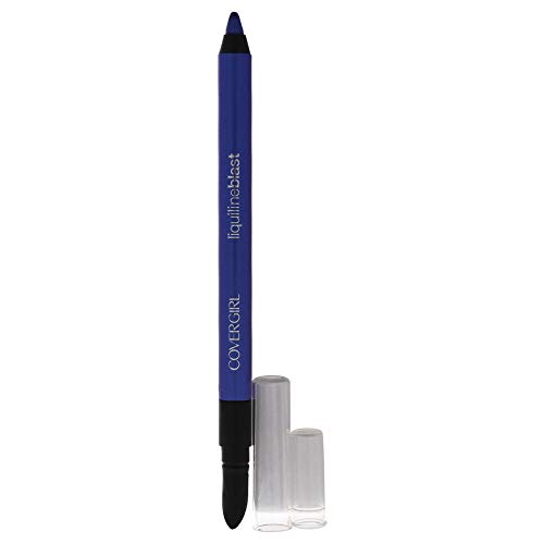 COVERGIRL LiquilineBlast Eyeliner Pencil Violet Voltage 440, .033 oz (packaging may vary)