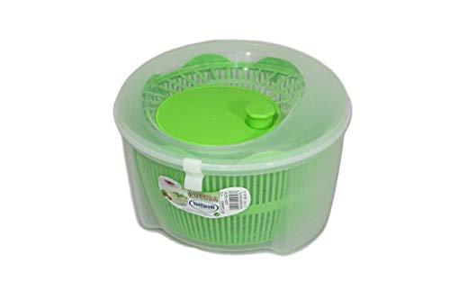 Tontarelli Centrifugeuse vert transparent, 4,5 l