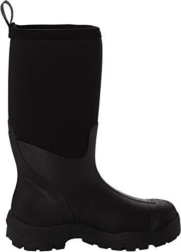 Muck Boots Unisex-Erwachsene Derwent Ii Gummistiefel, Schwarz (Black), 44/45 EU