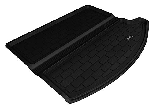 3D MAXpider M1FR0561309 Custom Fit All-Weather Cargo Liner for Select Ford Escape Models - Kagu Rubber (Black)