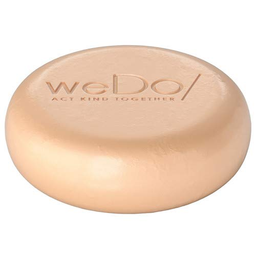 weDo/Professional No Plastic Shampoo - Festes Shampoo, Haarseife, 80 g