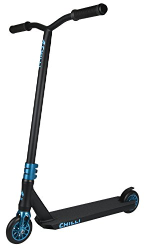Chilli Scooter 112-5 Reaper Wave Kinderscooter, Hellblau