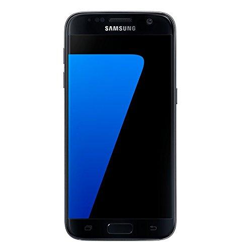 Samsung Galaxy S7 Smartphone, Nero, 32 GB Espandibili [Versione Italiana]
