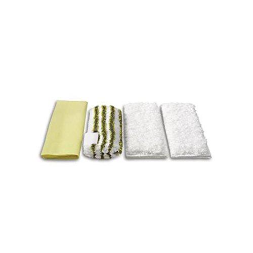 Preisvergleich Produktbild Kärcher 2.863 171.0 Mikrofaser-Reinigungstücher für das Badezimmer-Kit