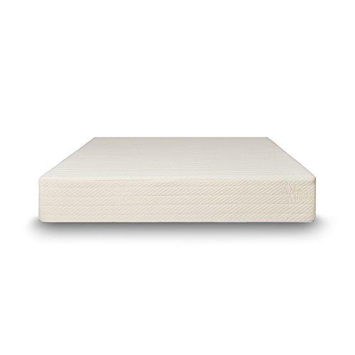 Brentwood Home Bamboo Gel 9 Memory Foam Mattress, Made in California, RV Queen