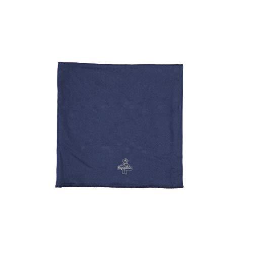 RefrigiWear Flex-Wear Lightweight Stretch Fabric Long Neck Gaiter Face Mask (Navy, One Size Fits All)
