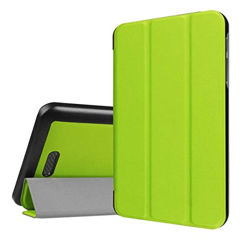 for Acer Iconia One 7 B1-780 B1-790 Leather Case, Ultra Slim Folio Stand Leather Cover for Acer Iconia One7 B1-780 B1-790 7'(Not fit B1-7A0/B1-770) (Green)