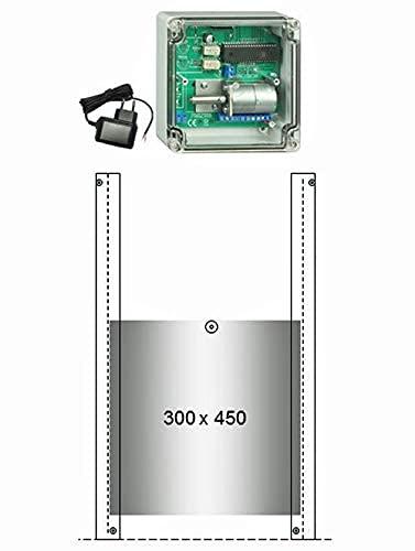 automatische Entenklappe mit Klappe bzw. Schieber – Direkt vom Hersteller! - 2