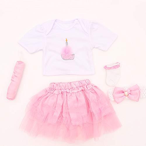 Terabithia 13 Stili Diversi per Reborn Bambole Appena Nate di Alta qualità da 45-50 cm Vestiti per Bambola Rinato