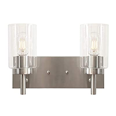 VINLUZ Sconces Wall Lighting Modern Vanity Light Fixture Bedroom Living Room Wall Lamp