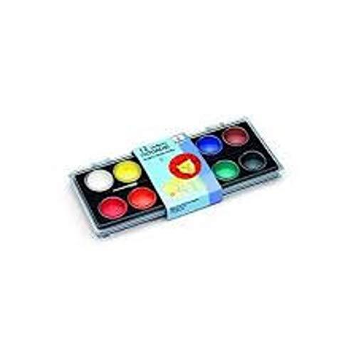 Colores 12 Acuarelas Clásicas-D'jeco