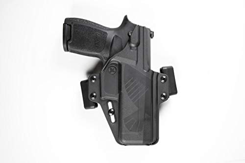 Raven Concealment Systems Perun OWB Holster fits SIG Sauer P320 Compact/Carry/X-Carry/RX