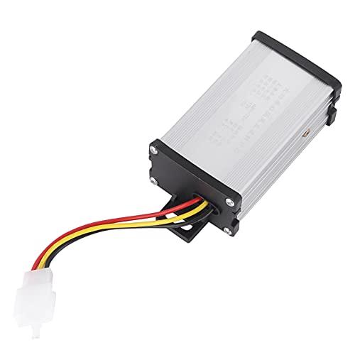 Meiyya Regulador de energía, aleación de Aluminio Estable del convertidor de voltio para vehículo eléctrico para el Conductor