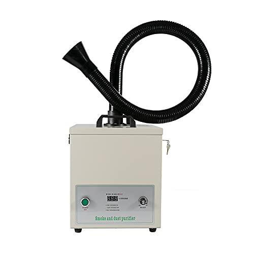Cloudray Min humo purificador 135 W vacío láser extractor de humo de soldadura de aire extractor de humo para máquina láser de CO2