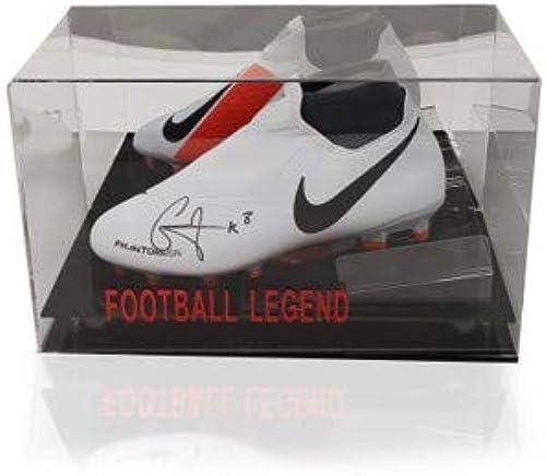 ventas calientes Desconocido Naby Keita - botas botas botas de fútbol firmadas a Mano, Color blanco  elige tu favorito