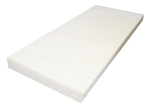 Mybecca High Density Firm Seat Replacement, Upholstery Sheet Foam Padding,6' H, 24' W, 72' L
