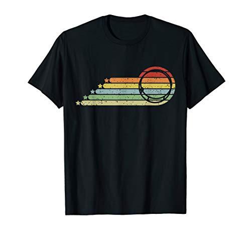 Retro Vintage Rhönrad Sport Turnen Turner Geschenk T-Shirt