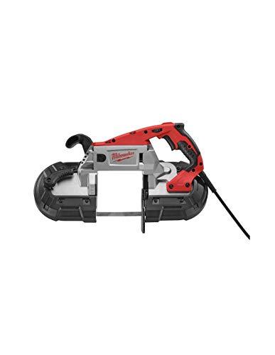 Milwaukee 4933448245 - Bs 125 sierra de cinta con cable 1200w, 0-116m/min, 125x125