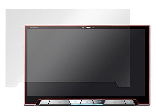 指紋が目立たない 光沢タイプ液晶保護フィルム carrozzeria サイバーナビ AVIC-CL901 / AVIC-CL900 / AVIC-CL900-M OBAVI900CL/4
