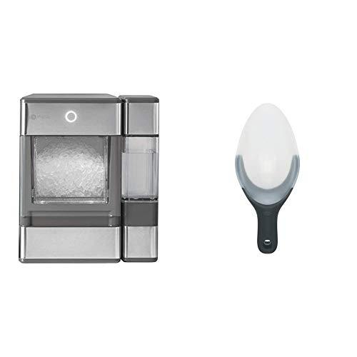 GE Profile Opal | Countertop Nugget Ice Maker & OXO Good Grips Flexible Scoop