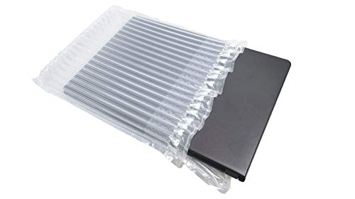 【15インチ】ノートパソコン用エアー緩衝材 ポンプ付 エアマッスル 空気緩衝材 エアーバック エアパッキン エアクッション 梱包 PC用 (5枚ポンプ付)