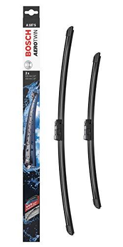 Tergicristalli Bosch Aerotwin A187S, Lunghezza: 600mm/450mm – 1 set per parabrezza (anteriore)