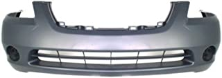 2003 nissan altima bumper replacement