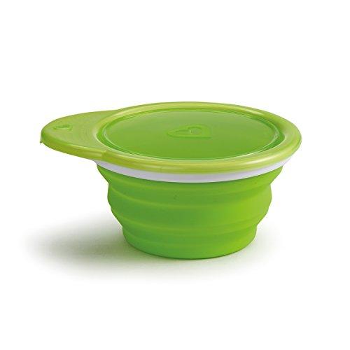 Munchkin Bol en Silicone Souple - Go Bowl