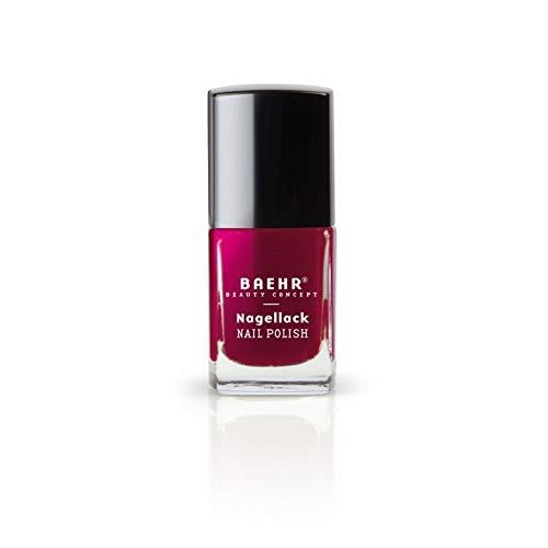 BAEHR BEAUTY CONCEPT - NAILS Nagellack dark berry 11 ml