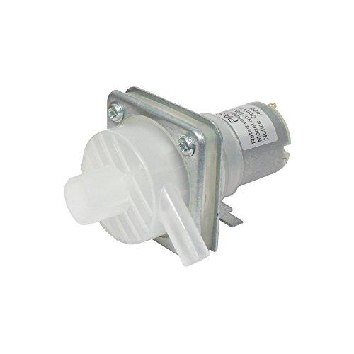 WITTKOWARE Wasserpumpe mit Montagewinkel, 8 bis 12V-, 3l/min.