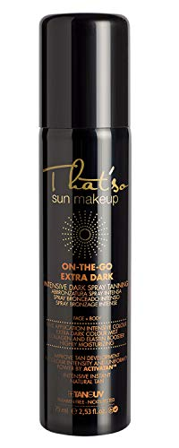ON THE GO Extra Dark- Spray bronceado 10% DHA 75 ml
