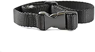 Naturepets Bark Collar Extra Strap Replacement Strap Nylon Belt for All Vibrating and Static Shock Anti Bark Training Collars for Dogs (Replacement Collar Only)