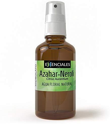 Essenciales - Agua Floral de Azahar Neroli, 100% Pura y Natural, 30 ml | Agua Floral Citrus Aurantium