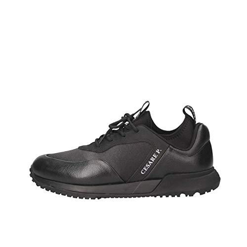 Cesare P. PITKI1010MCV, Scarpa Uomo, Scarpa Casual, Sneaker Calza, Socks (41 EU)