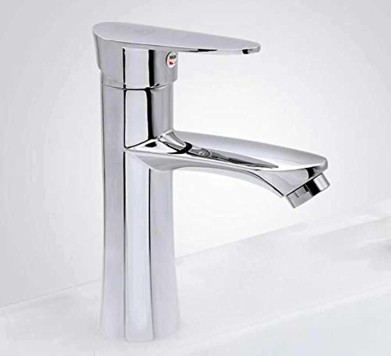 Bathroom Faucet Basin Faucet Hot and Cold Single Hole Wash Basin Sink Warm Faucet Bathroom Bathroom Basin Home Faucet