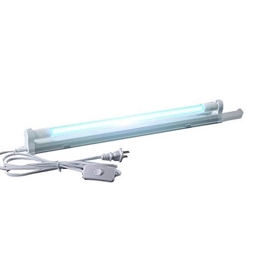 Desinfektionslampe UVC Sterilisation Entkeimungslampe Ultraviolett-Keimtötende Desinfektion Lampe Sterilisator Licht Antibakterielle Sterilisationsrate 99% für Den Heimtierbereich Im Auto