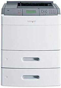 Refurbished Lexmark T652DTN T652 30G0108 Laser Printer w/90 Day Warranty (Certified Refurbished)
