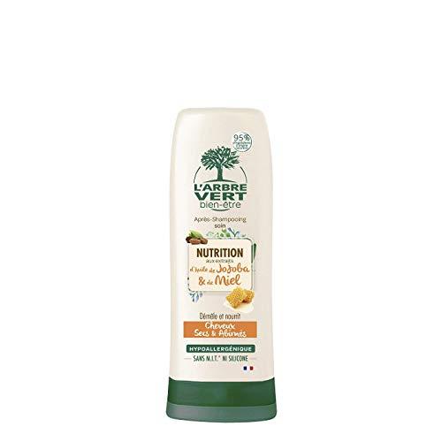 L'arbre vert Après-Shampooing Nutrition pour Cheveux Secs/Abîmés 200 ml