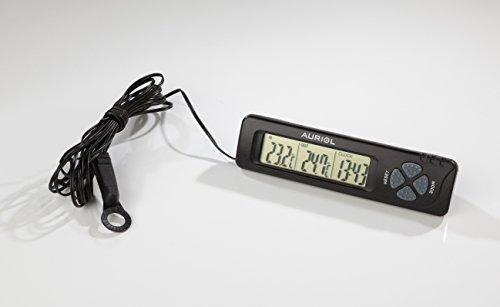 WestfaliaThermometer für Innen und Aussen, Digital